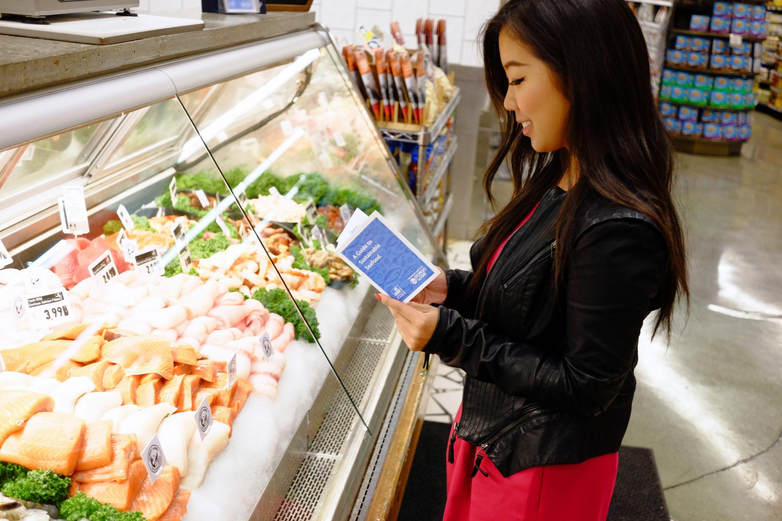 Poissons et fruits de mer: comment faire de meilleurs choix?