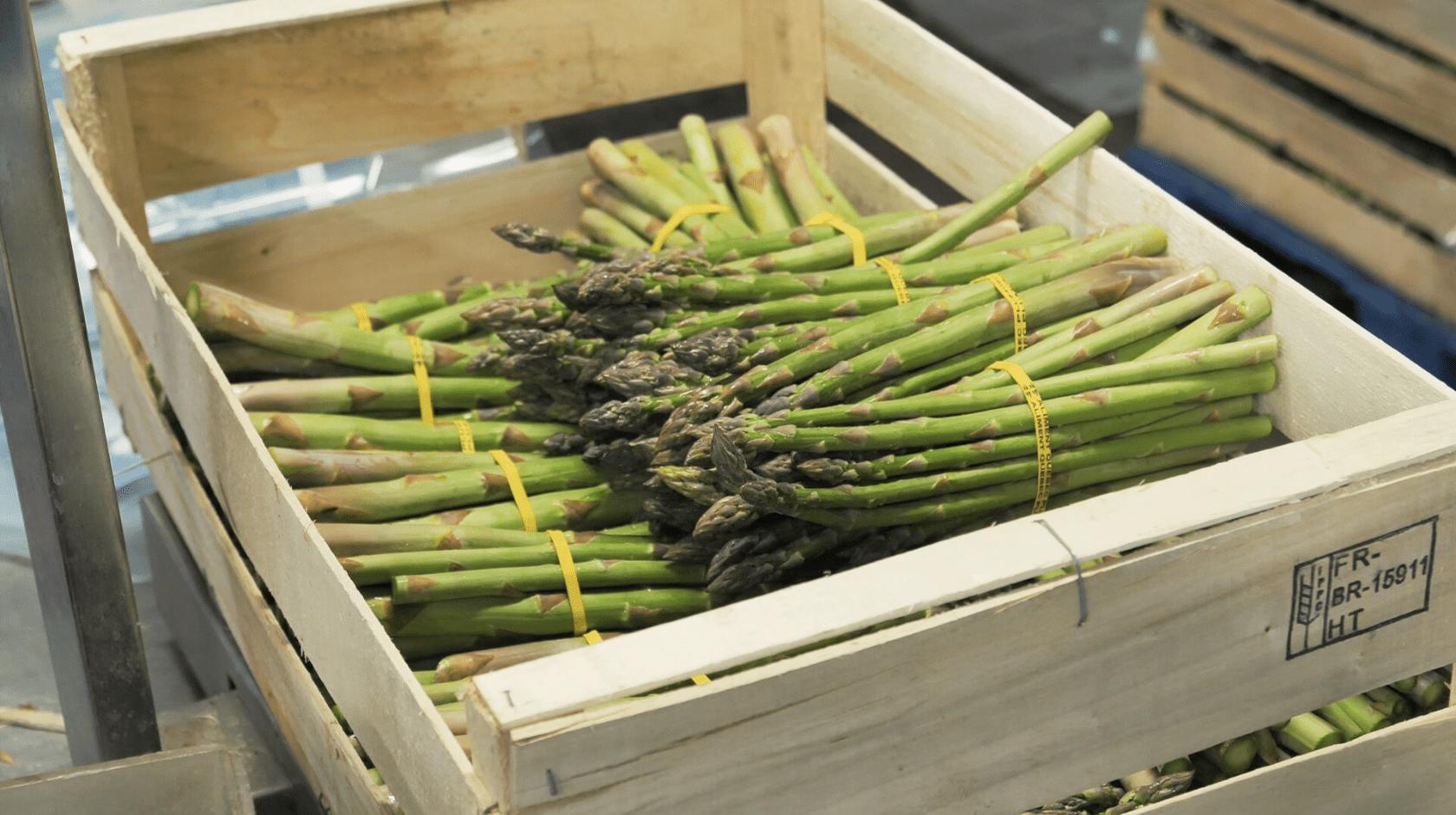 Asperges: les légumes qui annoncent l'été